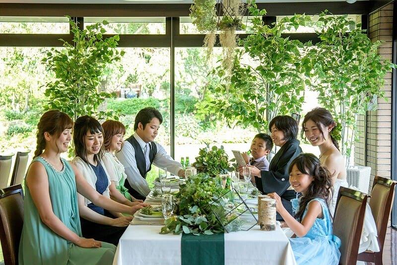 花遊庭ウェディング
