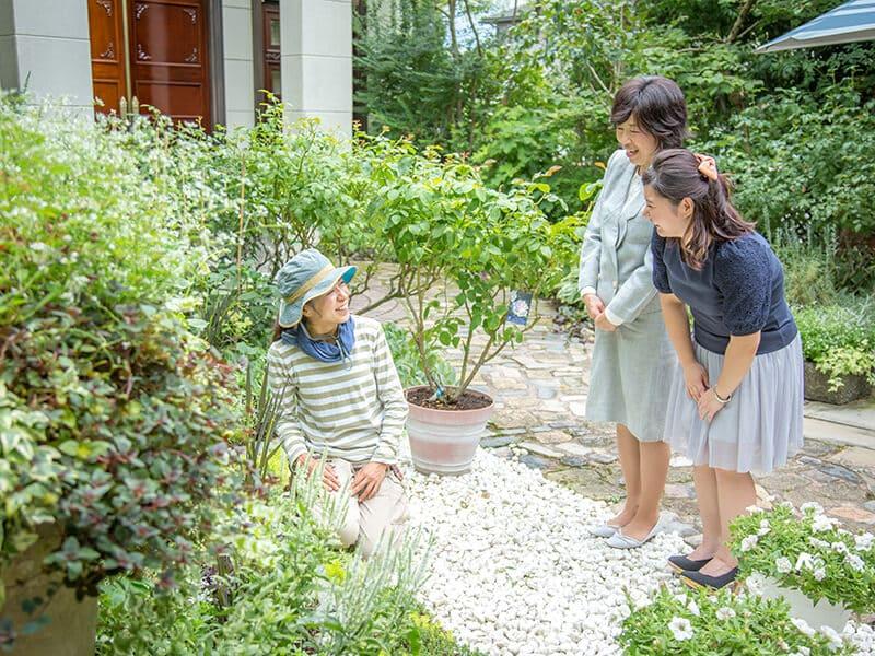 花遊庭ガーデン