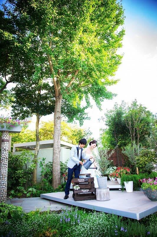 花遊庭ウエディング